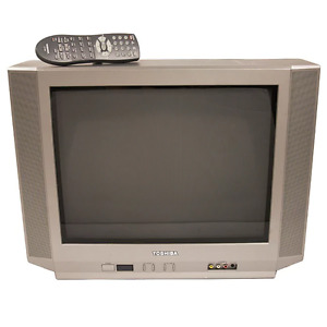 High-end CRT, Great for Retro Game Consoles