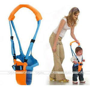 Baby Child Infant Toddler Harness Walk Learning Assistant Walker Jumper Belt New