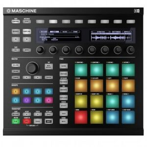 Maschine MK2 - Extra faceplate/knobs and software included