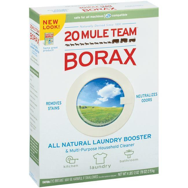 R3 Redist Net Dial 00201/1365491 76 Oz 20 Mule Team Borax Laundry Booster