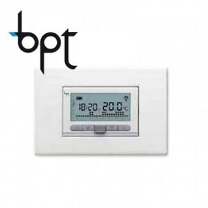 Bpt th350 cronotermostato elettr sett digitale for Cronotermostato bpt 124