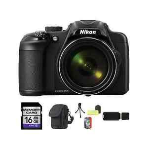 Nikon-Coolpix-P600-Digital-Camera-Black-16GB-Package