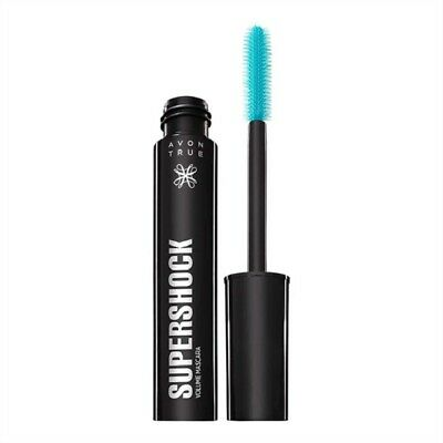 Avon True Colour SuperShock Volume Mascara - BLACK - New & Sealed