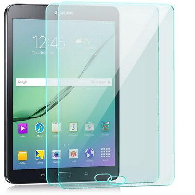 2x Schutz Glas für Samsung Galaxy Tab S2 9.7 T819 T815 Display Schutz Glas Folie