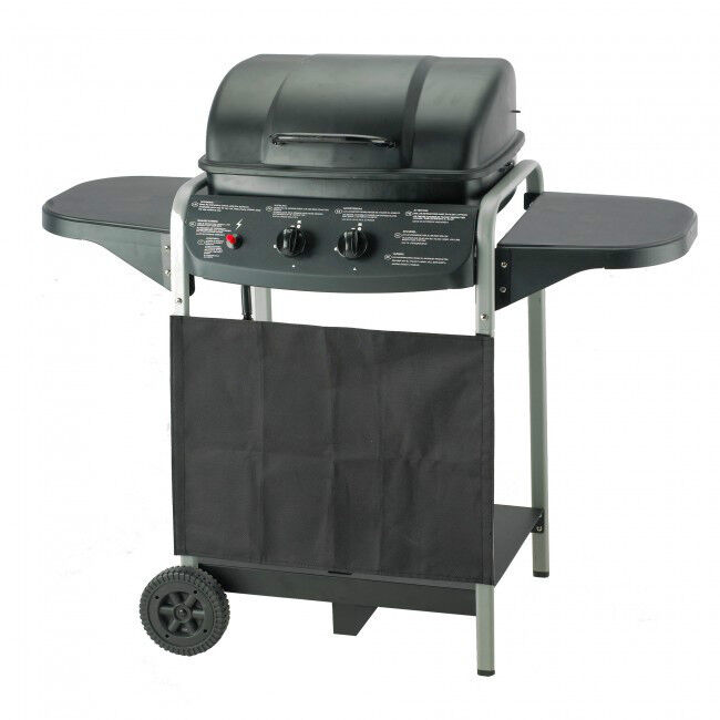 Flame Master Bbq.Flame Master Deluxe Chef 2 Burner Gas Bbq For Sale In Henley On