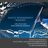 Window Cleaning Service in the GTA