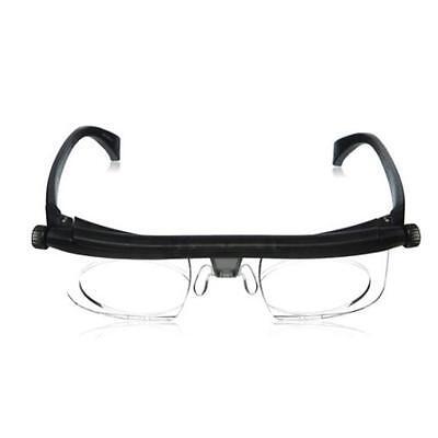 2017 New  Adjustable Hd Dial Eye Glasses Vision Reader Glasses For Adult Q