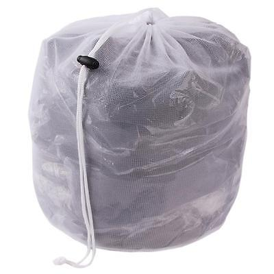 Large Wash Bag (Home Mesh Net Laundry Bag Large Thickened Wash Bags Washing Machine Tools LD )
