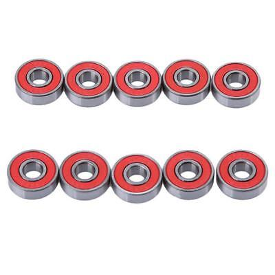 Skate Scooter Skateboard-ABEC 9 High Performance Wheel Bearings Accessory W, used for sale  USA