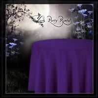 Tablecloths, Chair Covers, Sashes RENT FOR CHEAP.. $7.99
