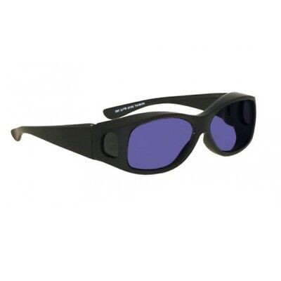 Poly Sodium Flare Glass Working Spectacles in Black Over Eyewear Safety Frame for sale  Shipping to India