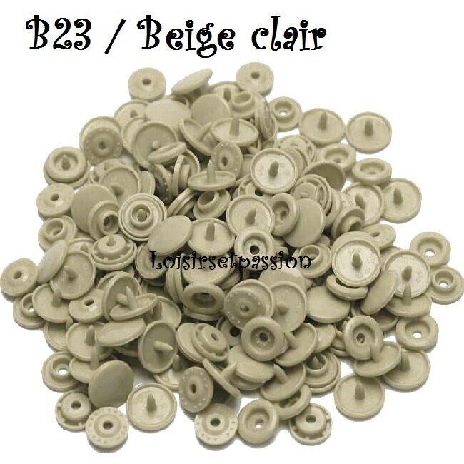 Couleur B23 / BEIGE CLAIR