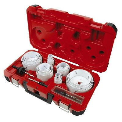 Купить Milwaukee 49-22-4185 - 28-Piece All Purpose Professional Hole Dozer Hole SawKitMilwaukee 49-22-4185 New