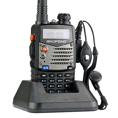2013 New Baofeng UV-5R A Dual-Band 136-174/4​​00-480 MHz FM Ham FM Two-way Radio on Rummage