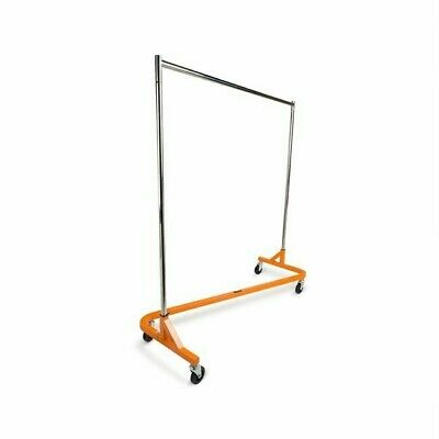 Rack Force Z-rack - 61 X 22 X 69 - Orange 350 Lb Capacity