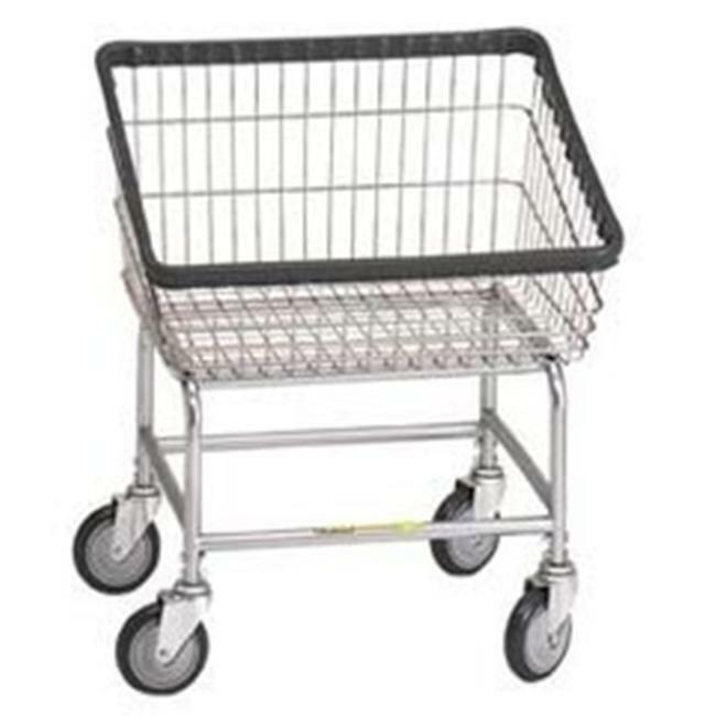 R&B Wire Products 200S Large Capacity Front Load Laundry Cart