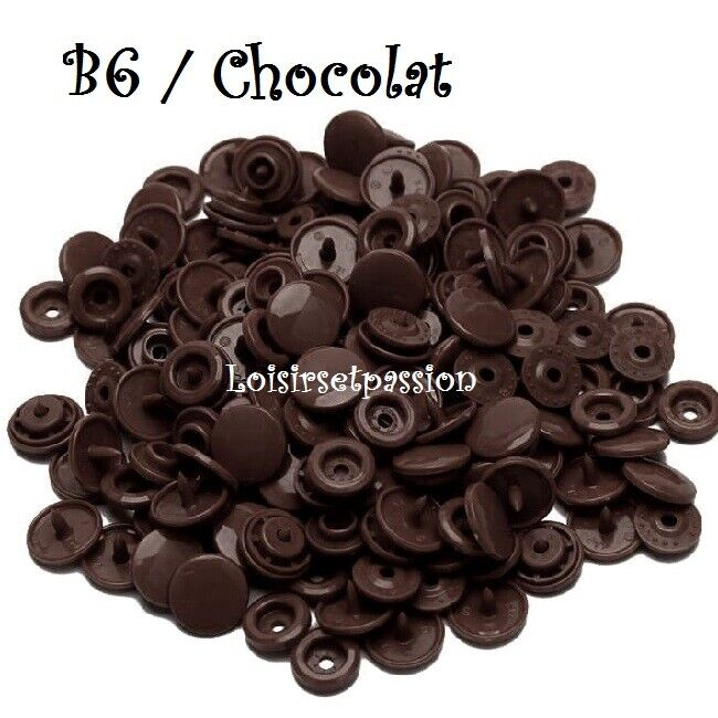 Couleur B6 / CHOCOLAT