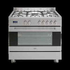 Dual Freestanding Oven -EV900DPSX Nerang Gold Coast West Preview