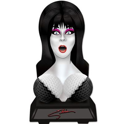 Elvira Queen of Halloween Bust Centerpiece Halloween Party Decorations - Queen Of Halloween Elvira