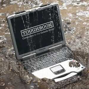 MILSPEC RUGGED TOUGHBOOK LAPTOP waterproof drop proof dust proof