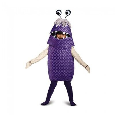 Halloween Costumes Boo From Monsters Inc (Disguise Disney Pixar Monsters Inc Boo Deluxe Toddler Halloween Costume)