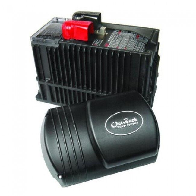 OUTBACK VFXR3648A-01 BATTERY INVERTER OFF GRID SINEWAVE 3.6KW 48VDC 120VAC 60HZ