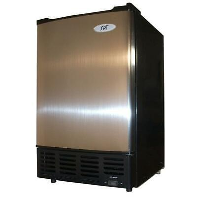 Sunpentown IM-150US Under Counter Ice Maker with Stainless Steel Door