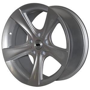"NO TAX!!! ONE WEEK SALE!!! Brand New 17"" BMW REPLICA WHEELS BOLT PATTERN 5x120; N.92; 1 YEAR WARRANTY"