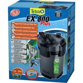 Tetratec external filters x2
