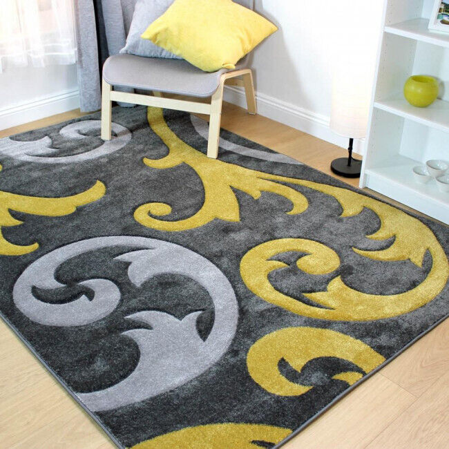 Carved Rug For In Hull 120 X 170cm