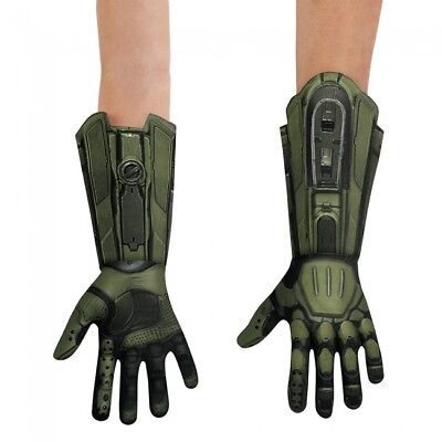 Halo Master Chief Halloween Costume (Disguise Halo Master Chief Deluxe Halloween Costume Adult Gloves)