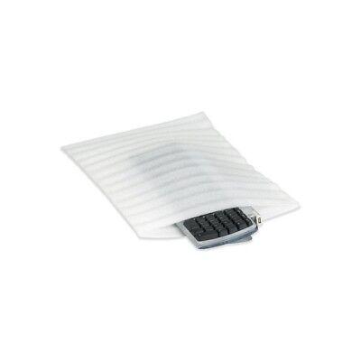 Thorntons Flush Cut Foam Pouches 3 X 5 White 500