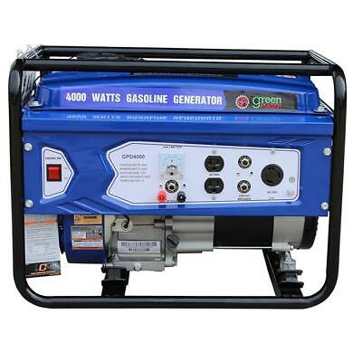 Green-power Gpd4000 4000 Watt Gasoline Generator