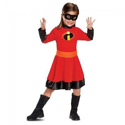 Disguise Disney Incredibles Violett Klassisch Kleinkind Halloween Kostüm - Violett Incredibles Kostüm