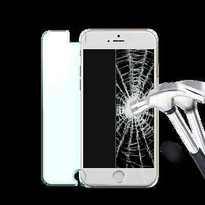 Brand New Best Quality Tempered Glass protector for iphone 6/6S Plus ( 9H,