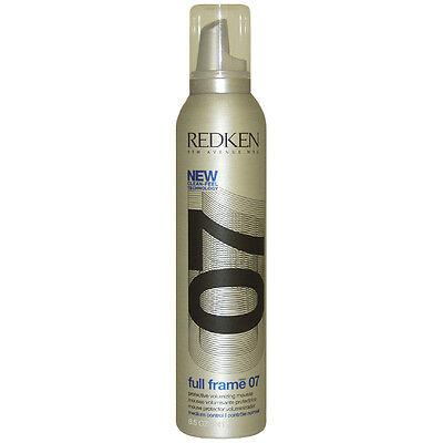 Full Frame 07 Protective Volumizing Mousse by Redken For Unisex 8.5 oz Mousse