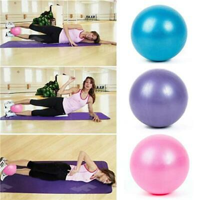 Balance MiNi Exercise Ball Small Gym Ball with Inflatable Straw for Yoga - Balance Inflatable Exercise Ball