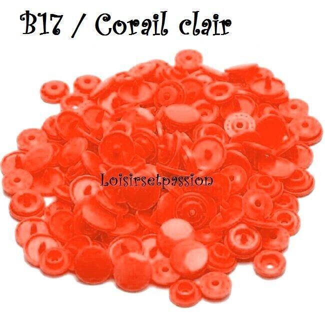 Couleur B17 / CORAIL CLAIR