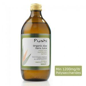 Fushi Organic Aloe Vera Juice 500ml