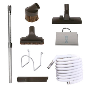 OVO KIT-30G-OVO Garage Central Vacuum Cleaning Tools
