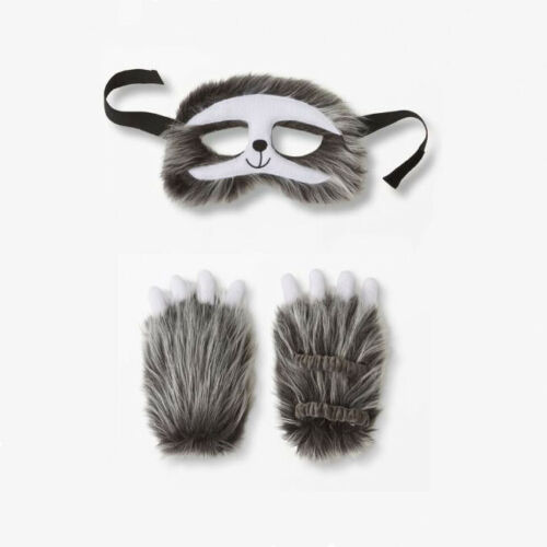 Hanna Andersson Sloth Mask and Claws Accessories for Halloween Costume