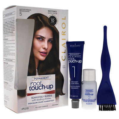 Nice 'n Easy Root Touch-Up Color - # 5 Medium Brown by Clairol- 1 - By Clairol Root Touch Up
