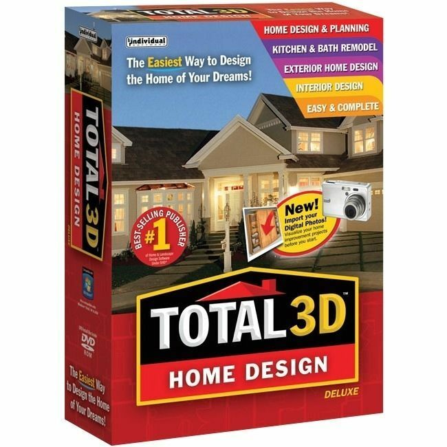 Total 3D Home Design Deluxe Part 65
