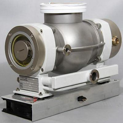 Pfeiffer Balzers Tph-330 Turbo Pump Turbomolecular
