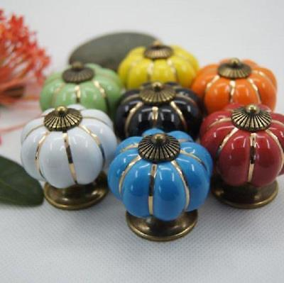 Country Cabinet Pulls - Country Style Ceramic Alloy Handle Furniture Door Drawer Pulls Cabinet Knob G