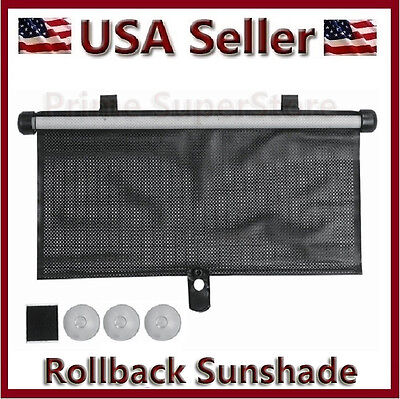 Sun Window (1 New Rollback Sun Shade Window Screen Cover Sunshade Protector Car Auto Truck X )