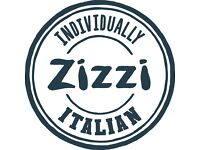 FT or PT Supervisor, Zizzi Restaurants, Cheshire Oaks