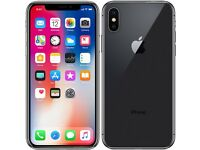 iPhone X 64GB -Brand New and Sealed