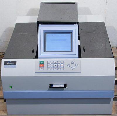 Perkin Elmer Wallac 1470-002 Wizard Gamma Counter Cpmmanual 550 Samples