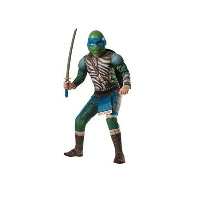 Ninja Turtle - Leonardo Halloween Costume (size 3-4 years old)](4 Year Old Halloween Costume)